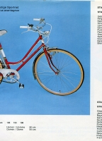 Tigra Katalog 70er Jahre