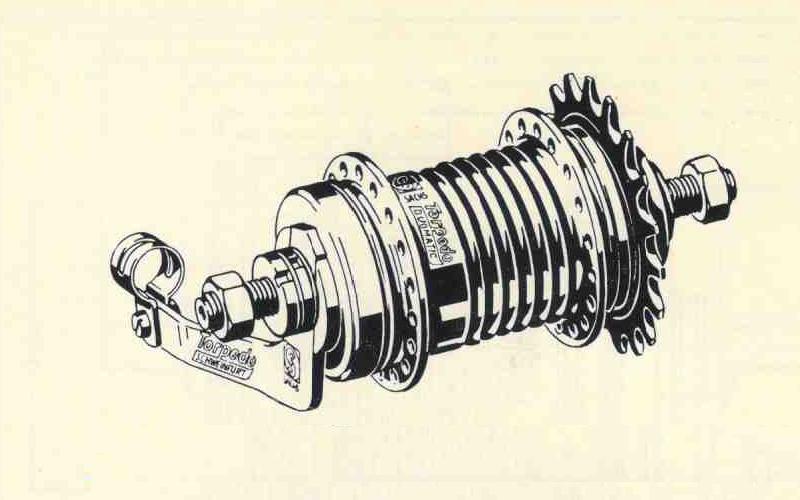 Torpedo Duomatic Nabe