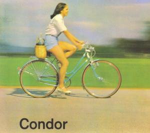 Condor Prospekt 60/70 Jahre