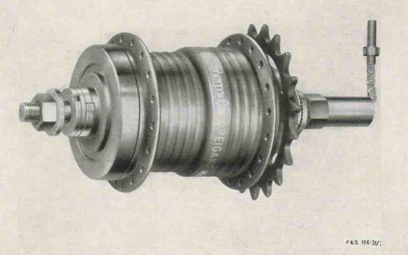 Torpedo Dreigang-Nabe 55