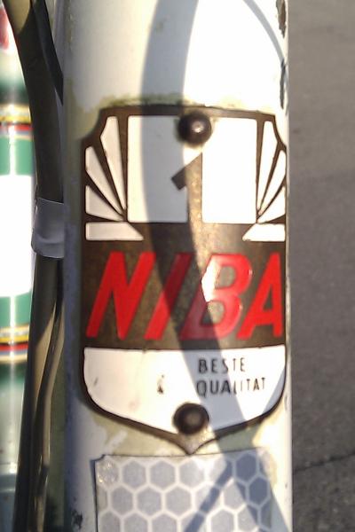 Logo NIBA