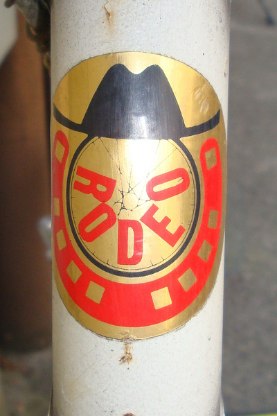 Logo Rodeo