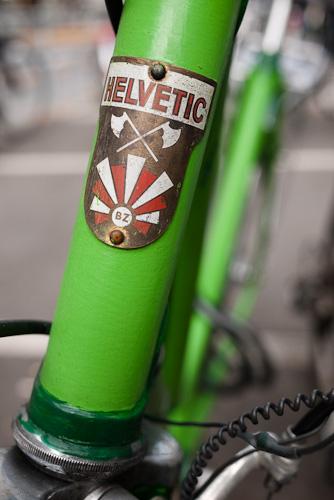 Logo Helvetic